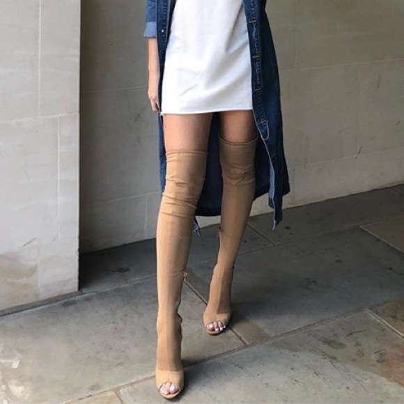 Shoes - Thigh High Boot | Fall Boot